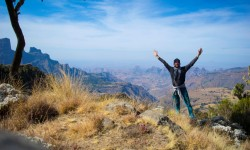 23 In Simien Moutains National Park (Ethiopia)