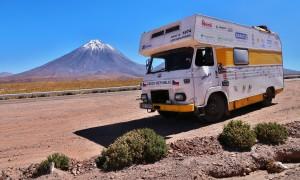 Wertich Vojtech - Aviou Amerikou - 5-Amalka-border-Chile-Bolivia