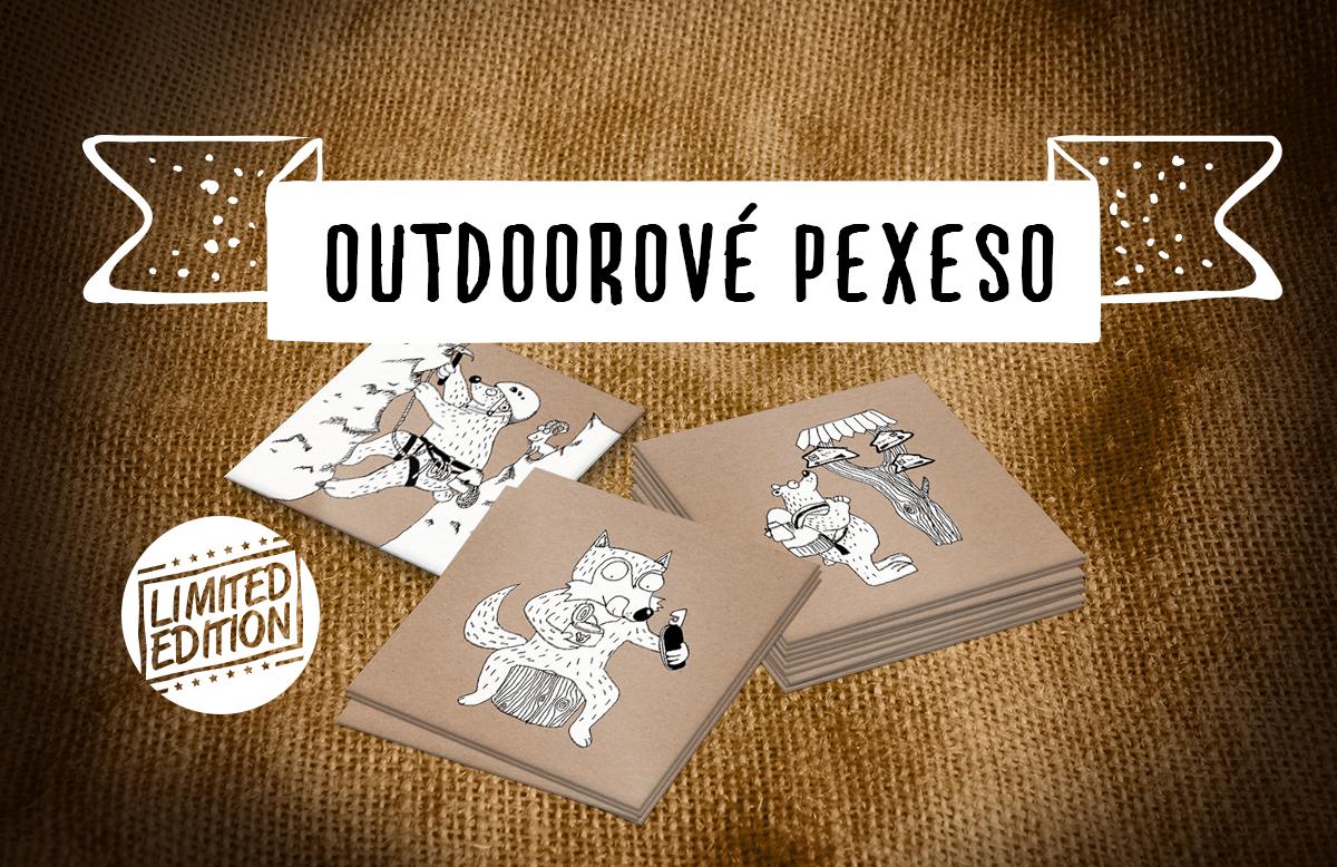 Origi PEXESO - aby si veľkí zaspomínali na detstvo a mladší aby, aj formou hry, objavili v horách to čaro, ktoré v nich vidíme my...