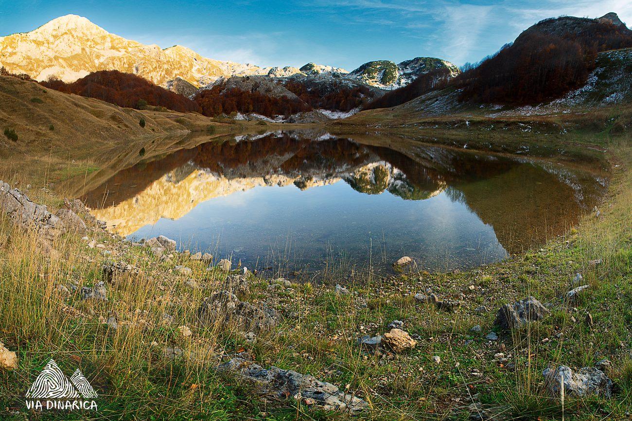 orlovacko-lake
