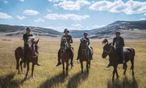 Nomad Kazakh boys in the Altai, Western Mongolia_Boy_Nomad_aAron_Munson