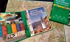 vyberateľné mapové listy